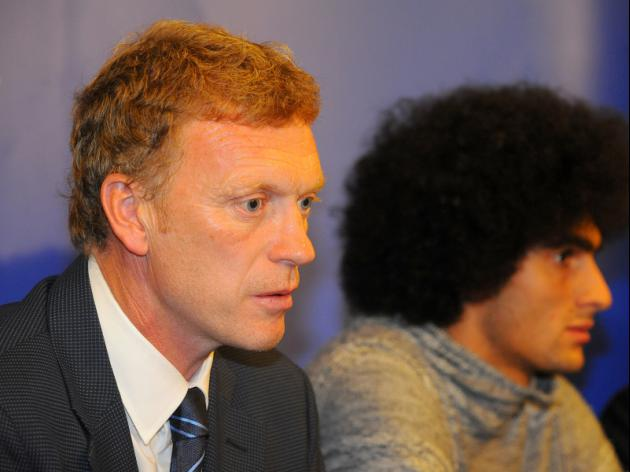Re-United: Moyes and Fellaini at Southampton a Possibility