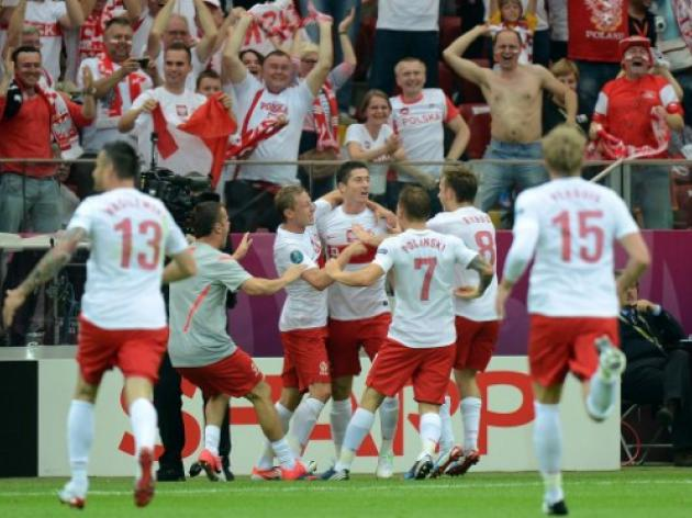 Poland V Russia : UEFA Euro 2012 Match Preview