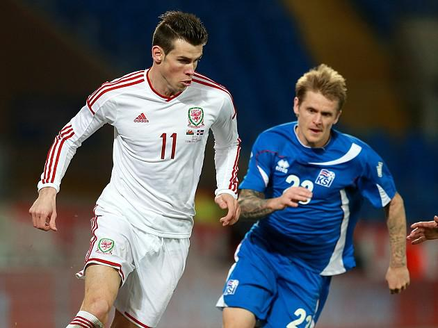 Bale on song in Wales win