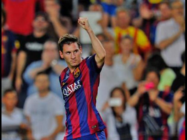 APOEL next in Messi-inspired Barcas firing line