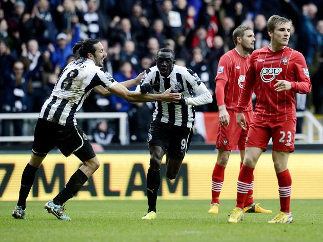Newcastle edge six-goal thriller against Saints