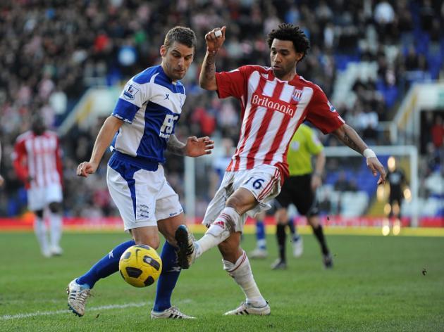 Birmingham City 1-0 Stoke City: Report