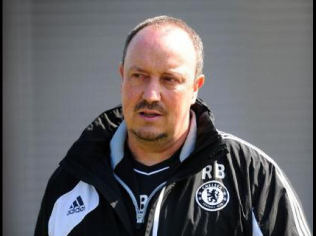 Benitez backs confident Chelsea