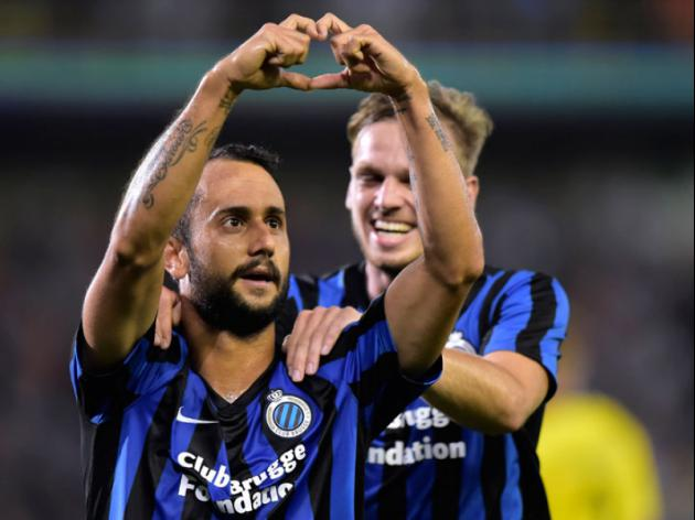 Euro League Qualifiers: Club Bruges net three against Brondby