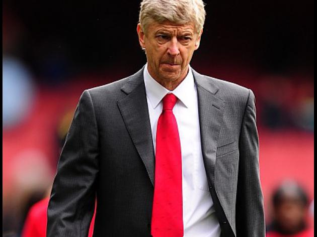 Wenger cools contract talk