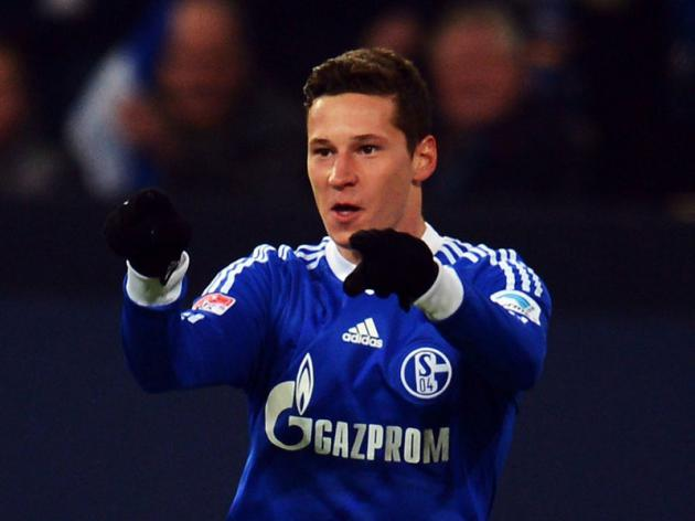 Draxler dreams of Manchester United or Chelsea transfer
