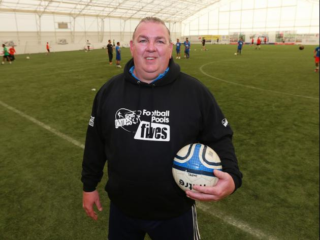 Southall: Grass-roots focus is key