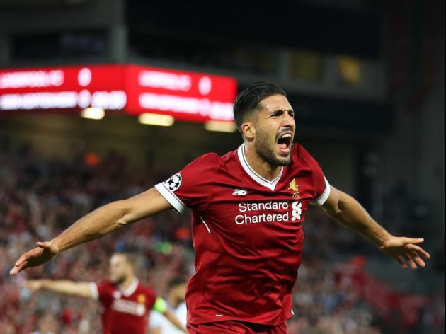 Liverpool ease into Champions League group stages after
