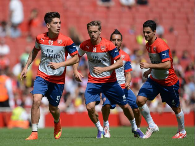 Arsenal face Istanbul test