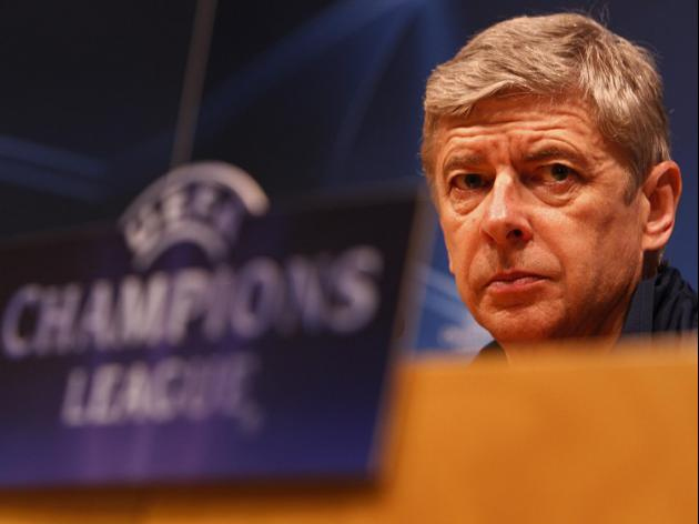 CL much harder to win now - Wenger