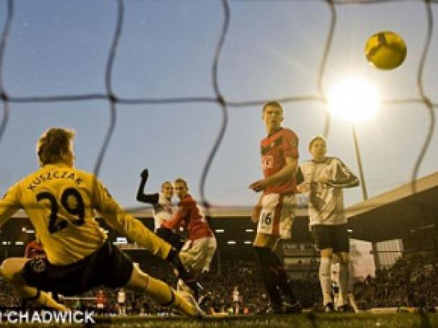 COMPETITION: Win tickets to Man United v Fulham - courtesy of Betfair