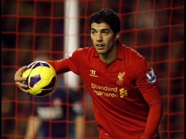 Reds insist Suarez not for sale