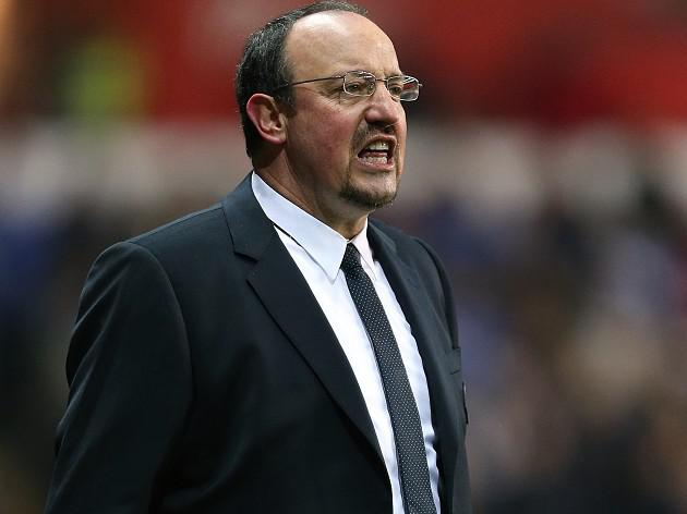 Benitez: Chelsea squad not strong enough
