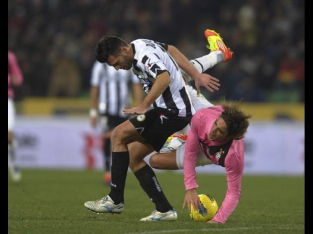 Udinese prep upset by training ground spat