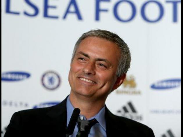 Chelsea boss Mourinho welcomes home start