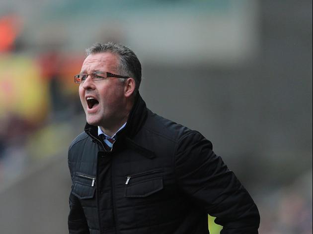 Lambert preparing for Hull 'final'