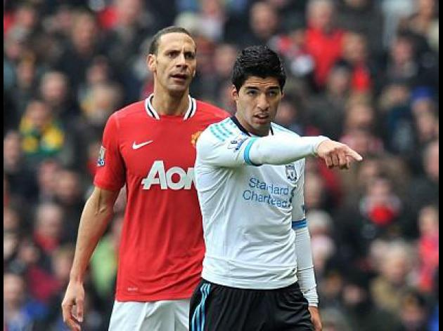 Ferdinand claims to have lost all respect for Suarez