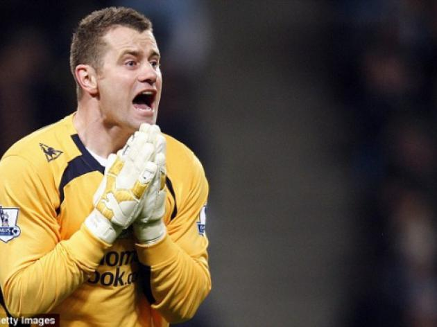 Shay Given set to miss the rest of the season