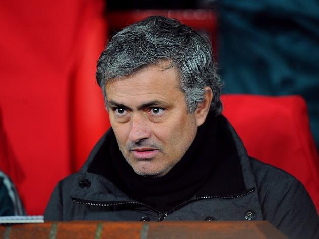 Mourinho relishing United clash