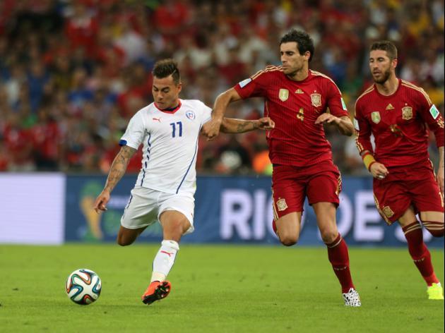 QPR new boy Eduardo Vargas, better than Arsenal's Alexis Sanchez?