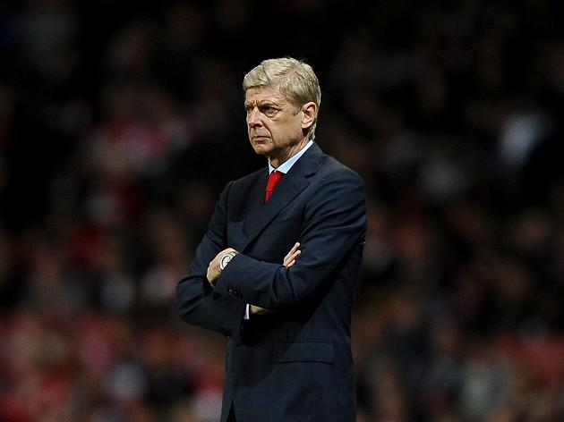 Gunners raid music to Wenger's ears