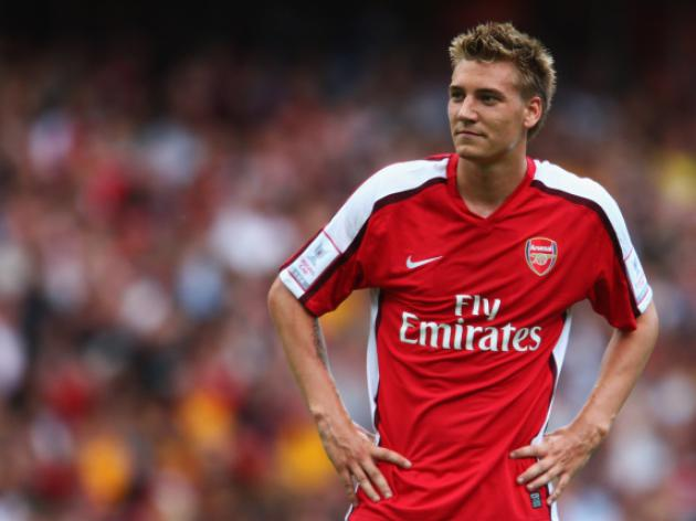 Cometh the hour, Cometh the Bendtner? Arsenal set to keep troubled striker at the club