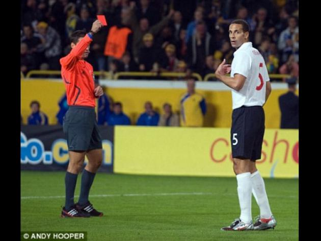 JAMIE REDKNAPP: Let me spell it out - Rio has NOT lost his magic touch