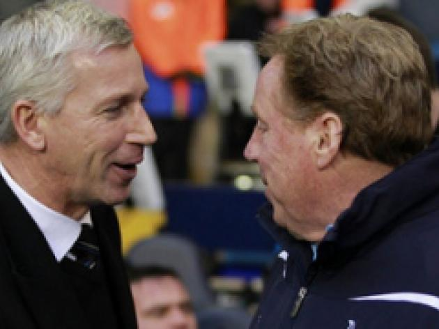 Redknapp dismisses Toon hopes