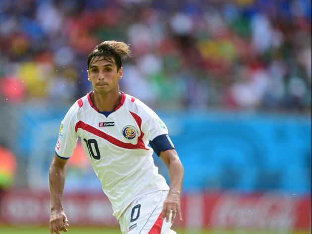 Costa Rica stun Italy