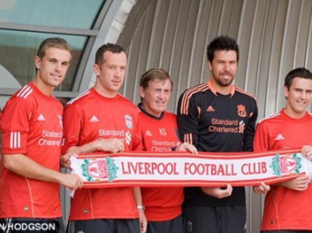 Steven Gerrard on course for September return - Kenny Dalglish