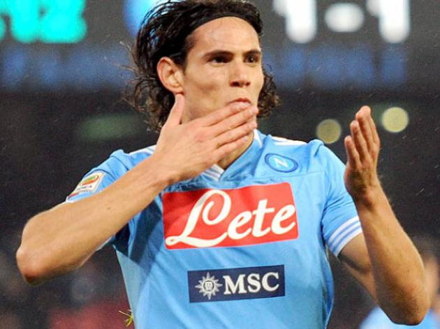 Cavani on target as Napoli win final home game