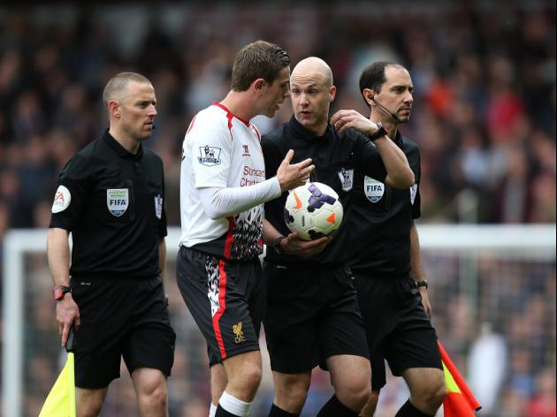 In defence of Anthony Taylor