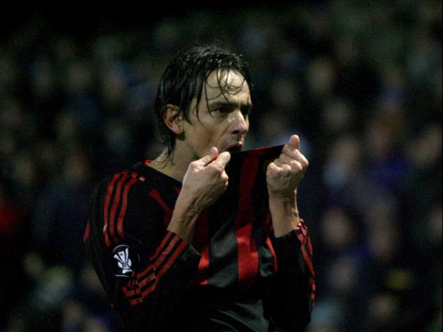Inzaghi in for Seedorf at Milan