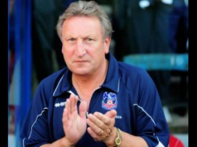 Crystal Palace hit by second transfer embargo