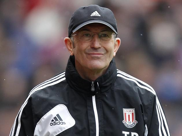 Pulis: Success was lost in the wash