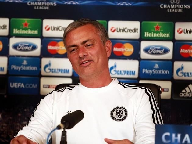Mourinho sights on Wembley return