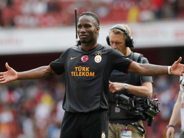 Old Chelsea boy Didier Drogba sinks Arsenal once again