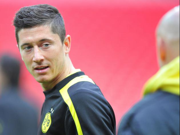 Dortmunds Lewandowski wary of Zenit