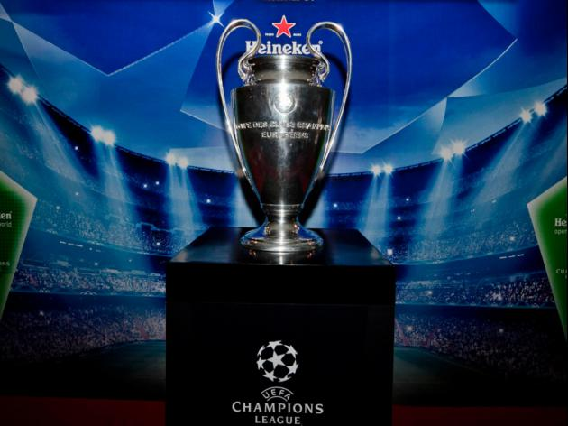 UEFA Champions League Quarter Final Draw: LIVE