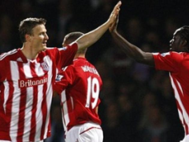 Stoke duo doubtful for Everton test
