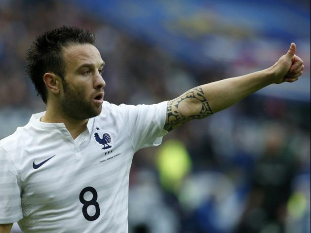 Little bike Valbuena on track for World Cup role