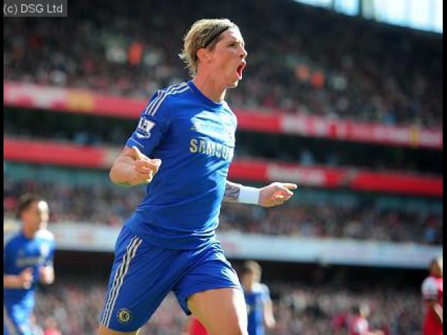 Chelsea support Torres - Di Matteo