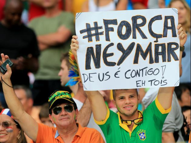 Brazil players ready to cope in Neymar absence