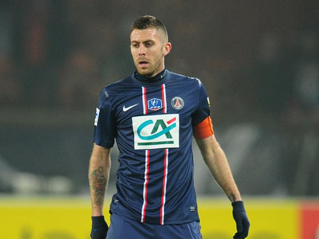 Liverpool set sights on PSG's Menez