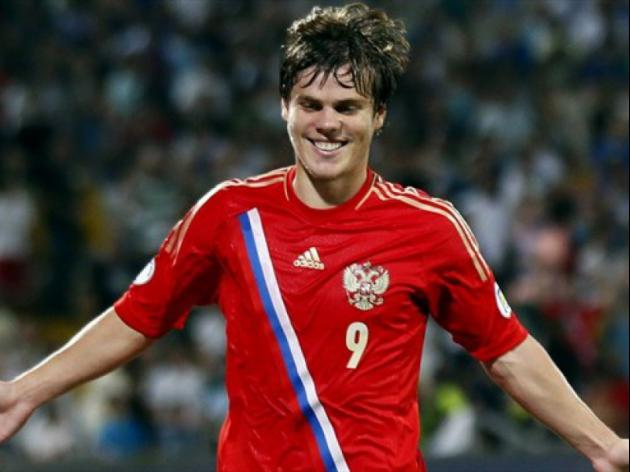 Russias Kokorin feeling weight of expectation