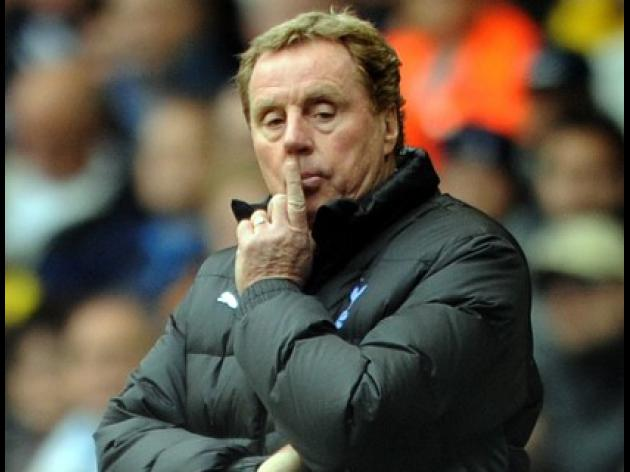 Redknapp eager to win silverware