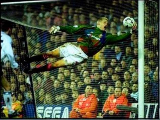 Top 10 Goalkeepers Of The Premier League: 1 - Peter Schmeichel