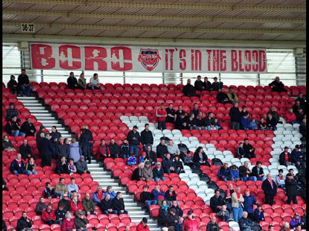 Boro: Safety dictates cup tickets