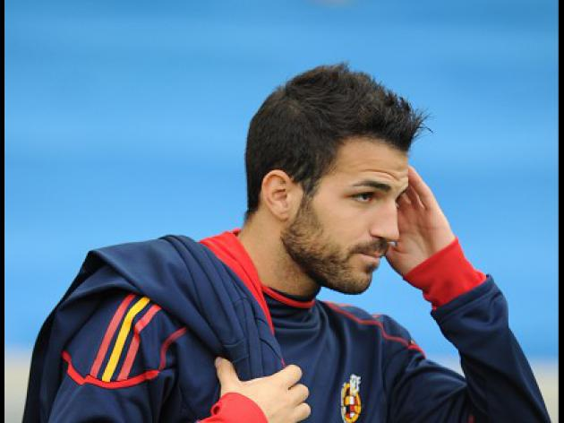 Still time for Cesc deal - Barcelona