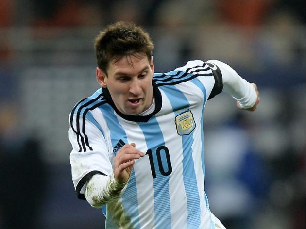 Maradona: Break can work for Messi